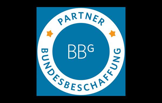 Logo: BBG Bundesbeschaffung Partnerschaft
