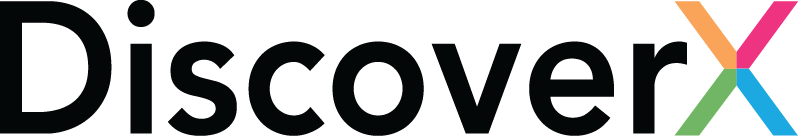 Logo: DiscoverX