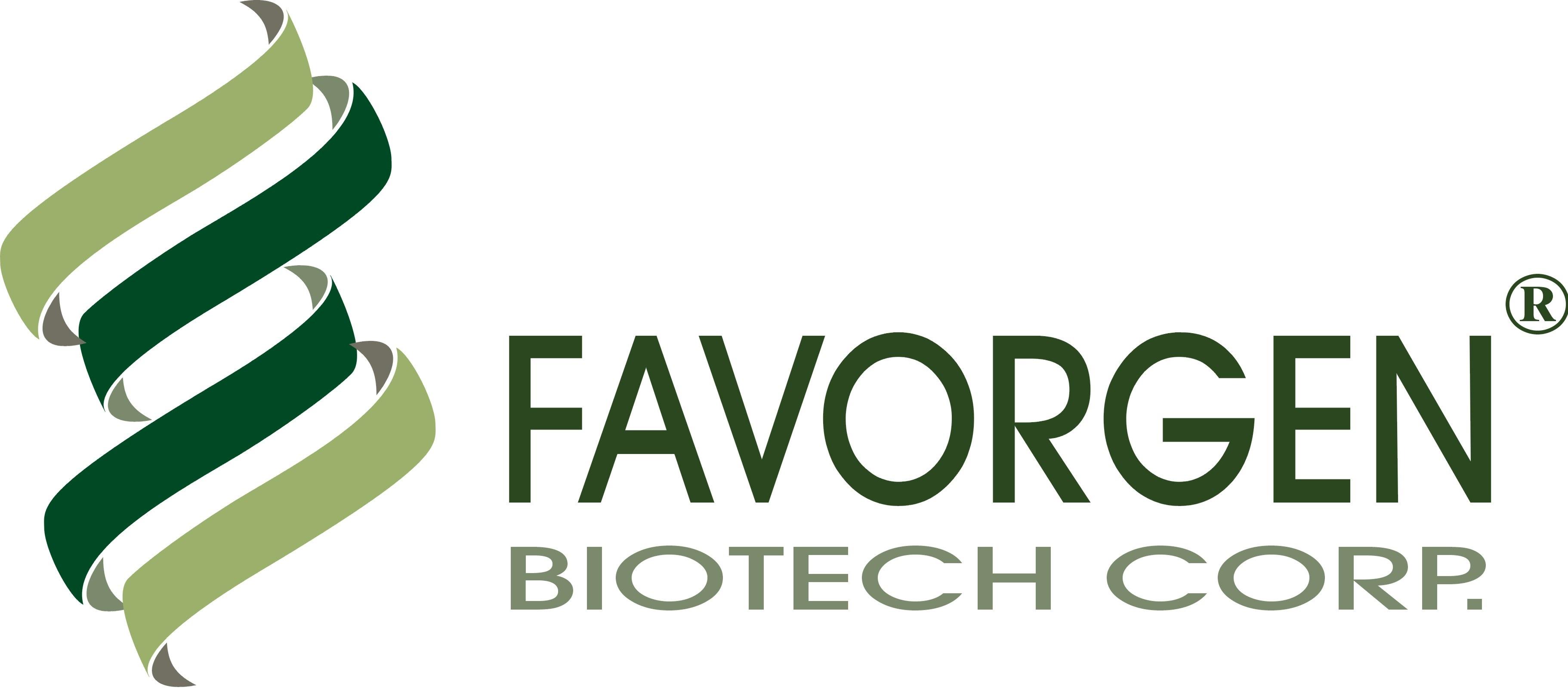 Logo: Favorgen Biotech