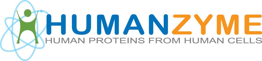 Logo: HumanZyme
