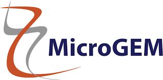 Logo: MicroGEM