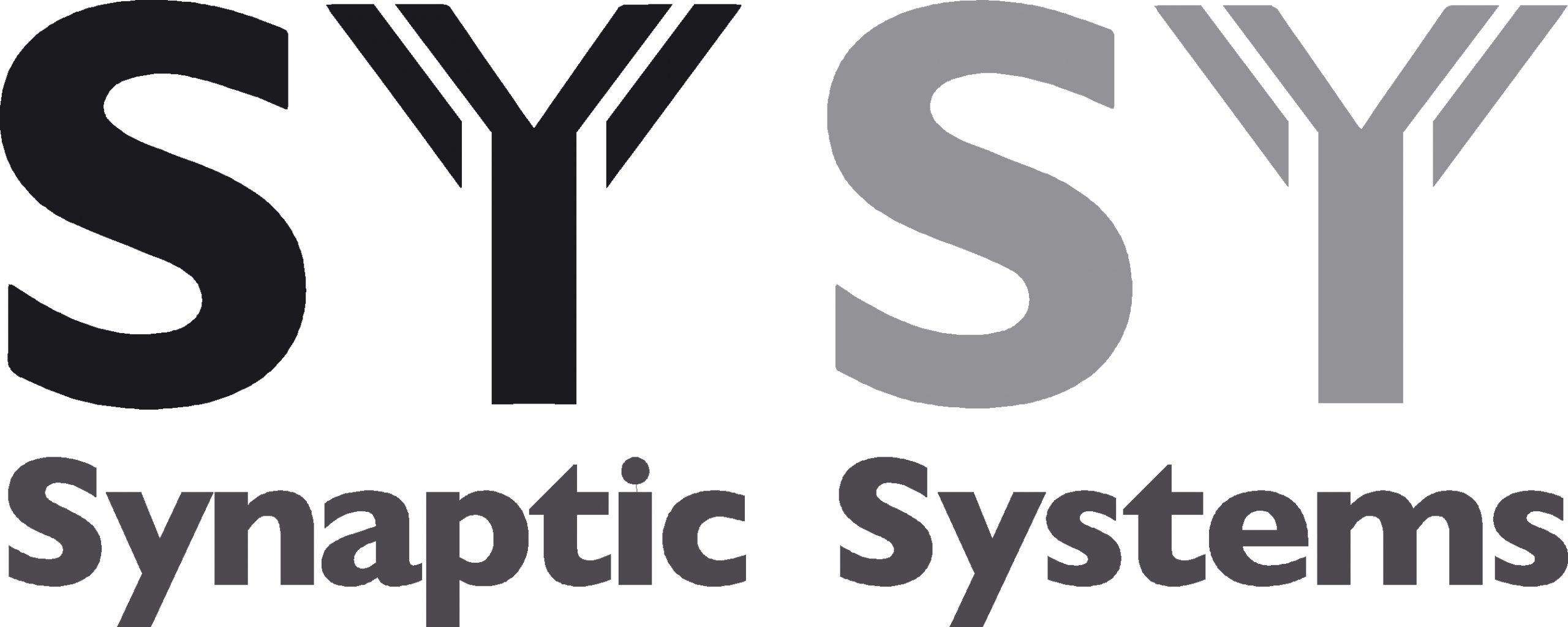 Logo: SySy – Synaptic Systems